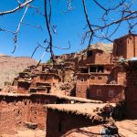 Tassaout et les montagnes d'Atlas