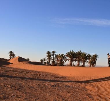 Atlas and Sahara 9 days