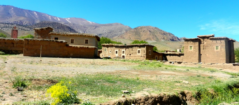 M'goun circuit Trek – Central High Atlas
