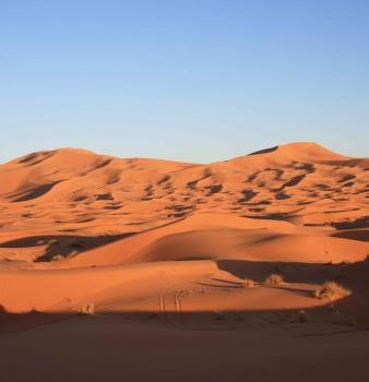 5 Day Atlas Valley Trek & Erg Chebbi Sahara Tour