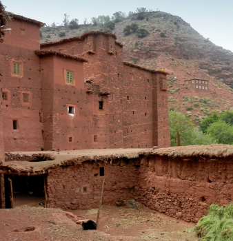 Trek in the Atlas Mountains and Berber Villages from Marrakech – 3 days